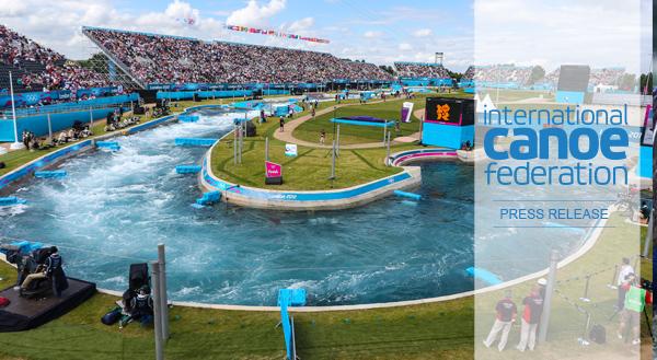 Canoe Kayak Slalom Rio 2016 Olympic Games Brazil Venue Sportscene Icf Costs Foz Do