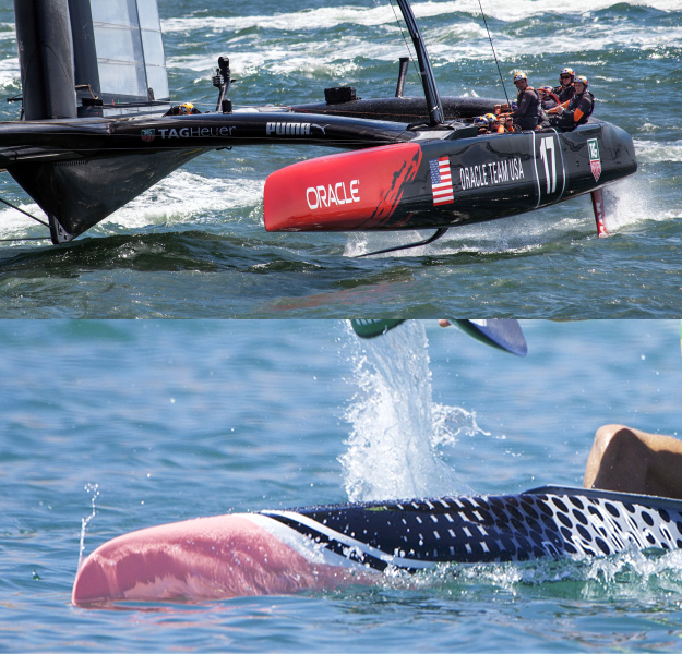 Thoughts on the Nelo Cinco design: or why is the nose upside down