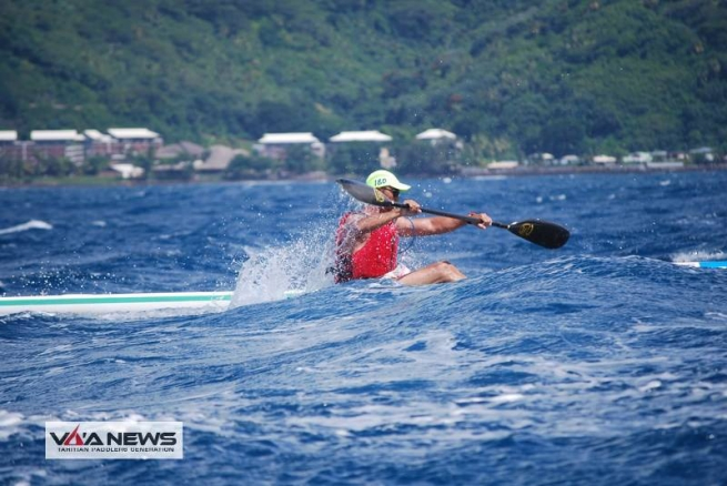 canoe kayak ocean racing 2015 icf world championships tahiti pacific french polynesia sportscene